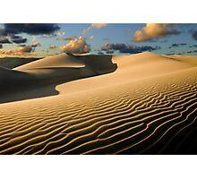 Maspalomas Dunes Photographic Print