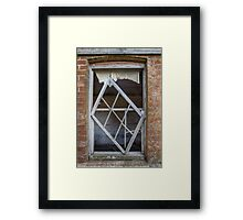 Hallett 8 Framed Print