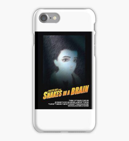 Loki snakes on a plane gag iPhone Case/Skin