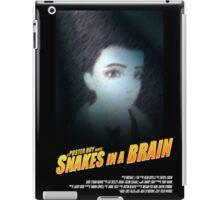 Loki snakes on a plane gag iPad Case/Skin