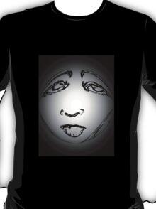 The Sad Girl T-Shirt