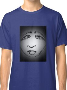 The Sad Girl Classic T-Shirt