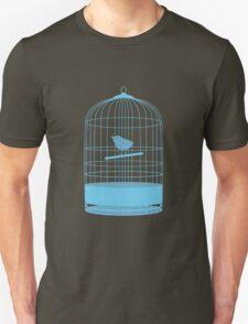 bird in cage T-Shirt