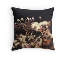 Poison and Wine Throw Pillow