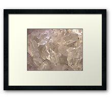 Opaque Framed Print