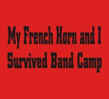 French Horn One Piece - Short Sleeve