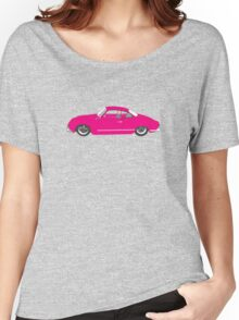 Pink Ghia Women's Relaxed Fit T-Shirt