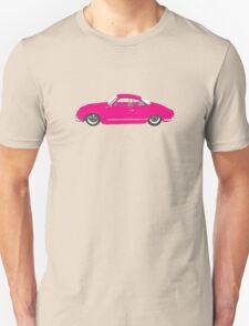 Pink Ghia Unisex T-Shirt