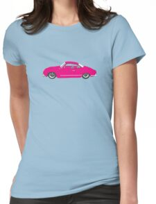Pink Ghia Womens Fitted T-Shirt