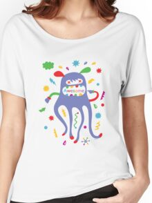 critter awesome - light Women's Relaxed Fit T-Shirt