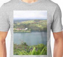 an awe-inspiring Liberia landscape Unisex T-Shirt