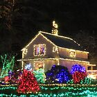 Christmas Lights by Chappy
