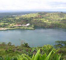an awe-inspiring Liberia landscape by beautifulscenes