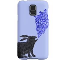 Rabbit Sings the Blues Samsung Galaxy Case/Skin