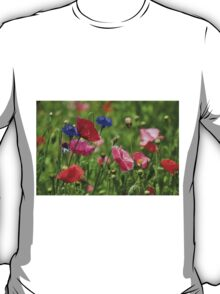 Poppies, As Is T-Shirt