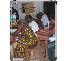 an inspiring Liberia landscape iPad Case/Skin