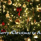 Merry Christmas To All by Ken Fortie