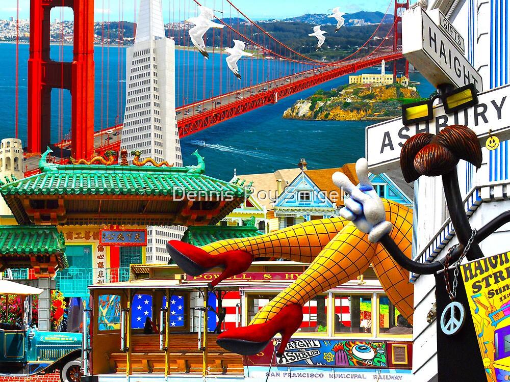 San Fran by Dennis  Roy Smigel