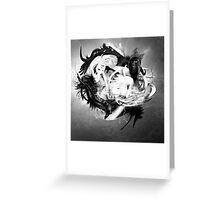 The neverending story Greeting Card