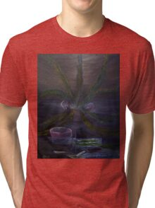 For Medicinal Use ONLY Tri-blend T-Shirt