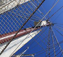 Tall Ships in Dublin by Rakk80