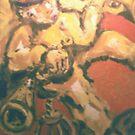 Trumpet Man  by Reynaldo