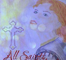 All Saints Calendar by TriciaDanby