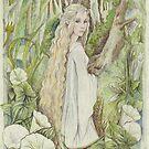 Lilia by morgansartworld
