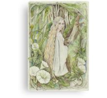 Lilia Canvas Print