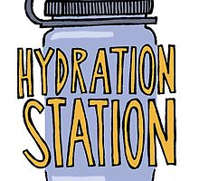 Hydration Station by Liana Spiro