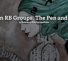 Spotlight on RB Groups: The Pen and Ink Corner by Redbubble Community  Team