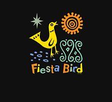 fiesta bird - dark Womens Fitted T-Shirt