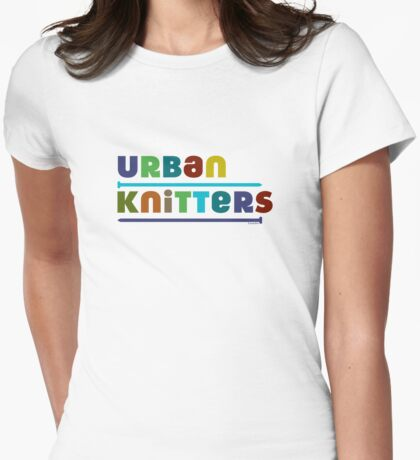 Urban Knitters - blues T-Shirt
