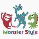 Monster Style - light by Andi Bird