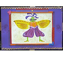 Madam Butterfly Photographic Print