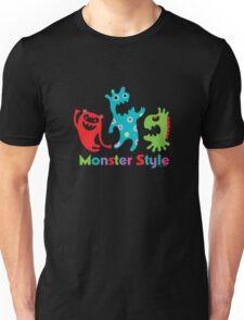 Monster Style - dark Unisex T-Shirt