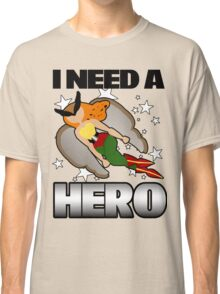 I Need a Hawkgirl Classic T-Shirt
