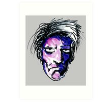 Jack the only just not undead. Art Print