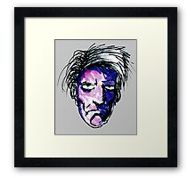 Jack the only just not undead. Framed Print