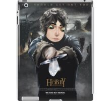 Loki hobbit gag iPad Case/Skin
