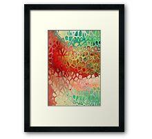 tashu - vertical Framed Print