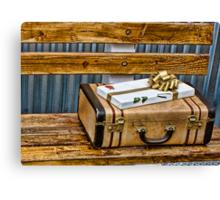 Life's A Box Of Chocolates Canvas Print