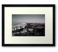 Newcastle Ocean Baths 2 Framed Print