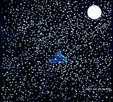 """""""A night out with the stars"""" by Ann Townsend"""