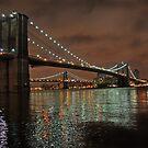 Brooklyn Bridge by Rosy Kueng