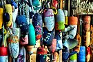 Buoys and Props by Kim McClain Gregal