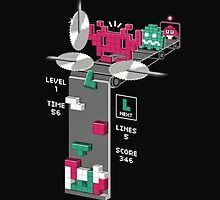 The Tetris Graveyard by Gunther1234