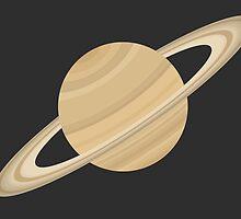 Saturn by FairytalePond