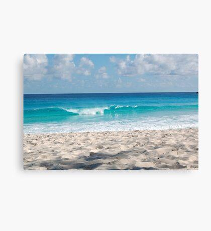 Seychelles Canvas Print