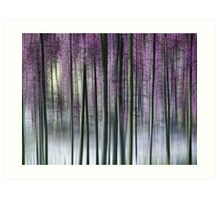 Whispering Pines Art Print